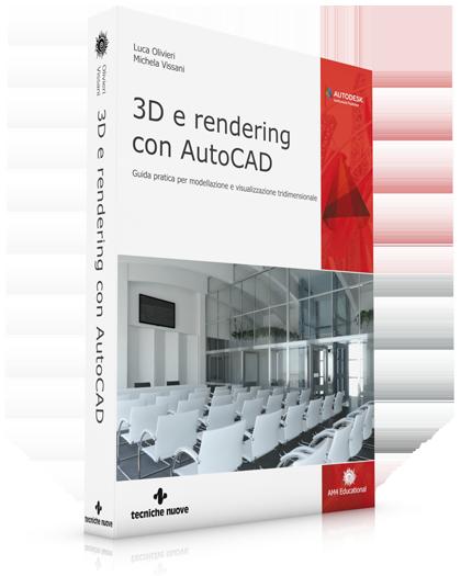 3d e rendering con autocad for Programmi rendering 3d