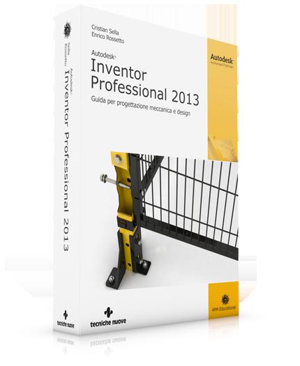 Am4 educational libro inventor professional 2013 for Programmi di progettazione