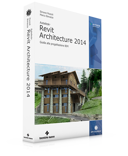 revit architecture 2014 guida alla progettazione bim rh educational am4 it Autodesk Revit Architecture 2014 Revit MEP 2014